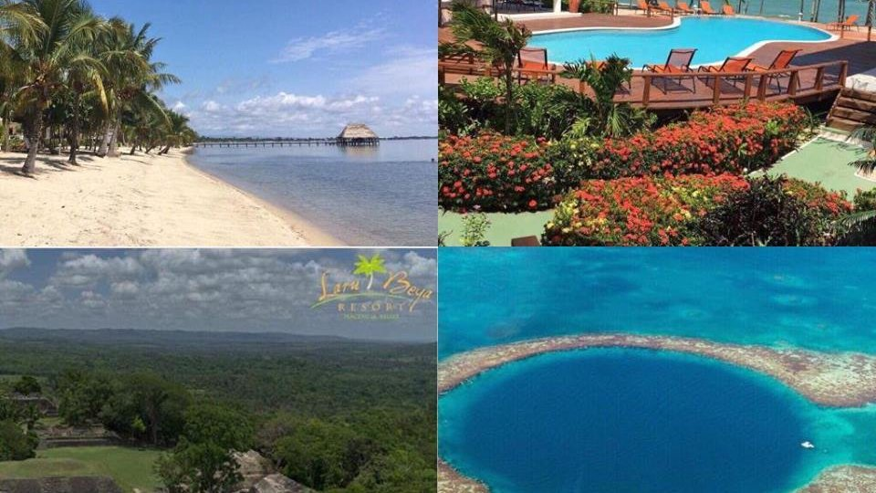 best place to travel in 2018 is Belize