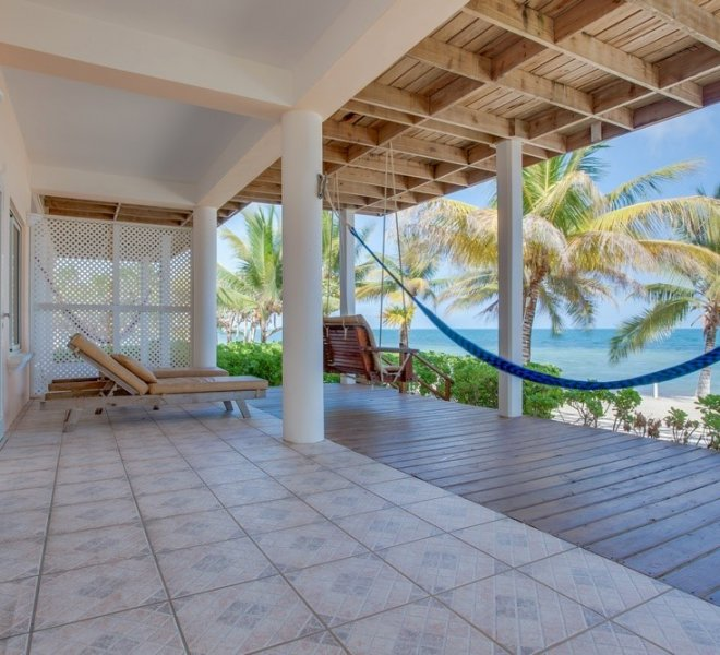 Placencia Belize 1BR Oceanfront Suites-4