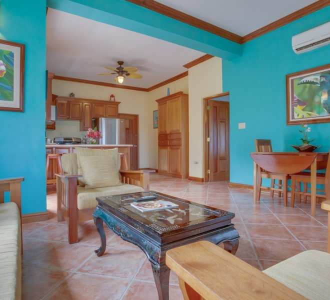 Placencia Belize 1BR Oceanfront Suites-5