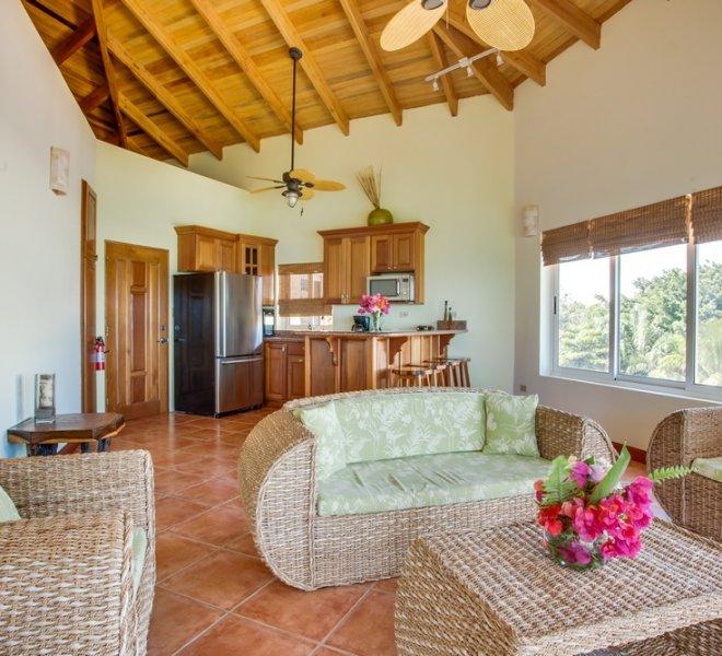 Placencia Belize 3BR Oceanfront Suites-4