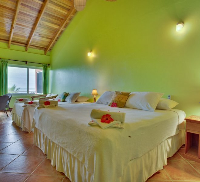 Placencia Belize 3BR Oceanfront Suites-5