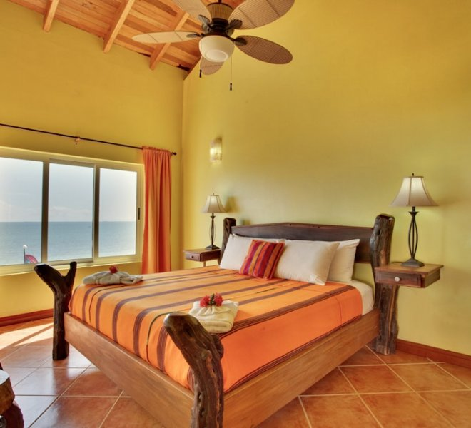 Placencia Belize 1BR Oceanfront Suites-7
