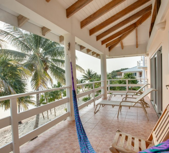 Placencia Belize 2BR Oceanfront Suites-1