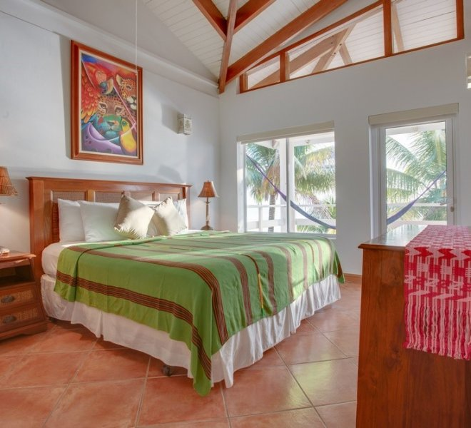 Placencia Belize 2BR Oceanfront Suites-8