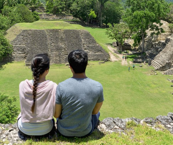 Belize Mayan Ruin Tours From Laru Beya All Insclusive Resort