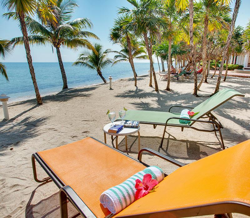 Placencia Belize resort amenities beach