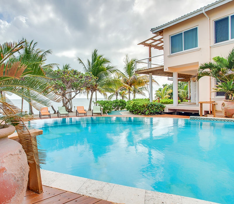 Placencia Belize resort amenities pool