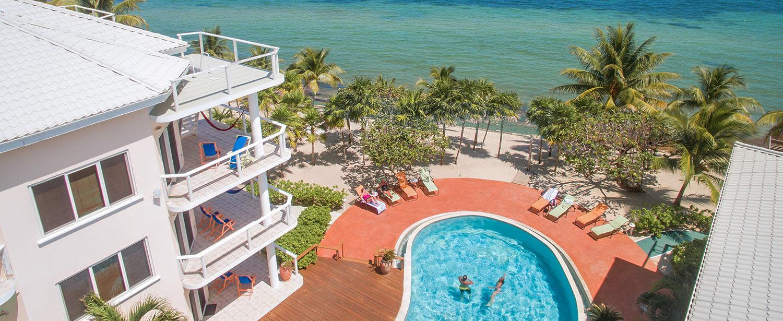 Placencia Belize resort amenities