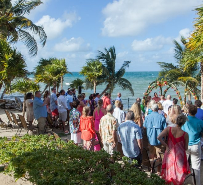 All Inclusive Beach Wedding Packages: Placencia Belize All Inclusive Beach Wedding Package