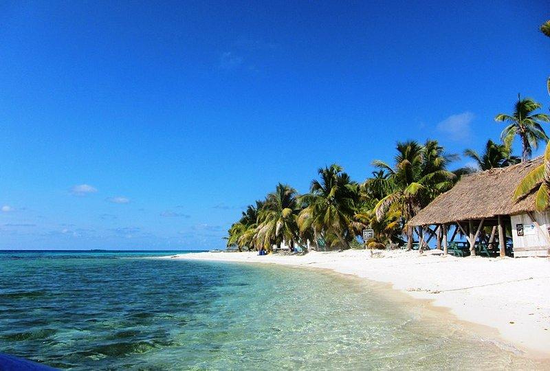 Laughing Bird Caye Belize