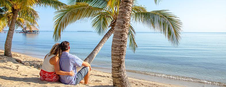 Placencia Belize Honeymoon