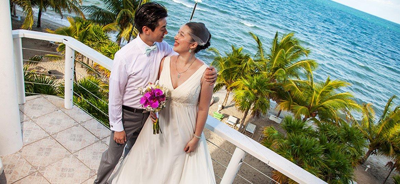 placencia belize weddings