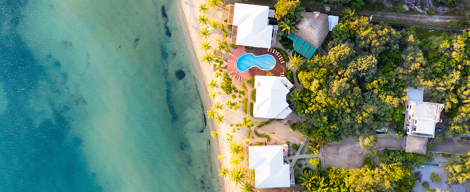 Belize Beach Jungle Vacation Package banner