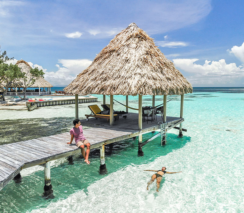 Belize Beach Jungle Vacation Package