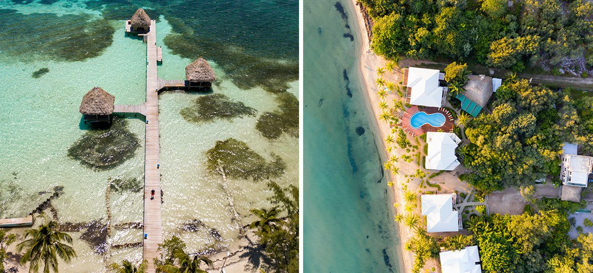 Why Settle For One Belize Resort When You Can Stay at Two