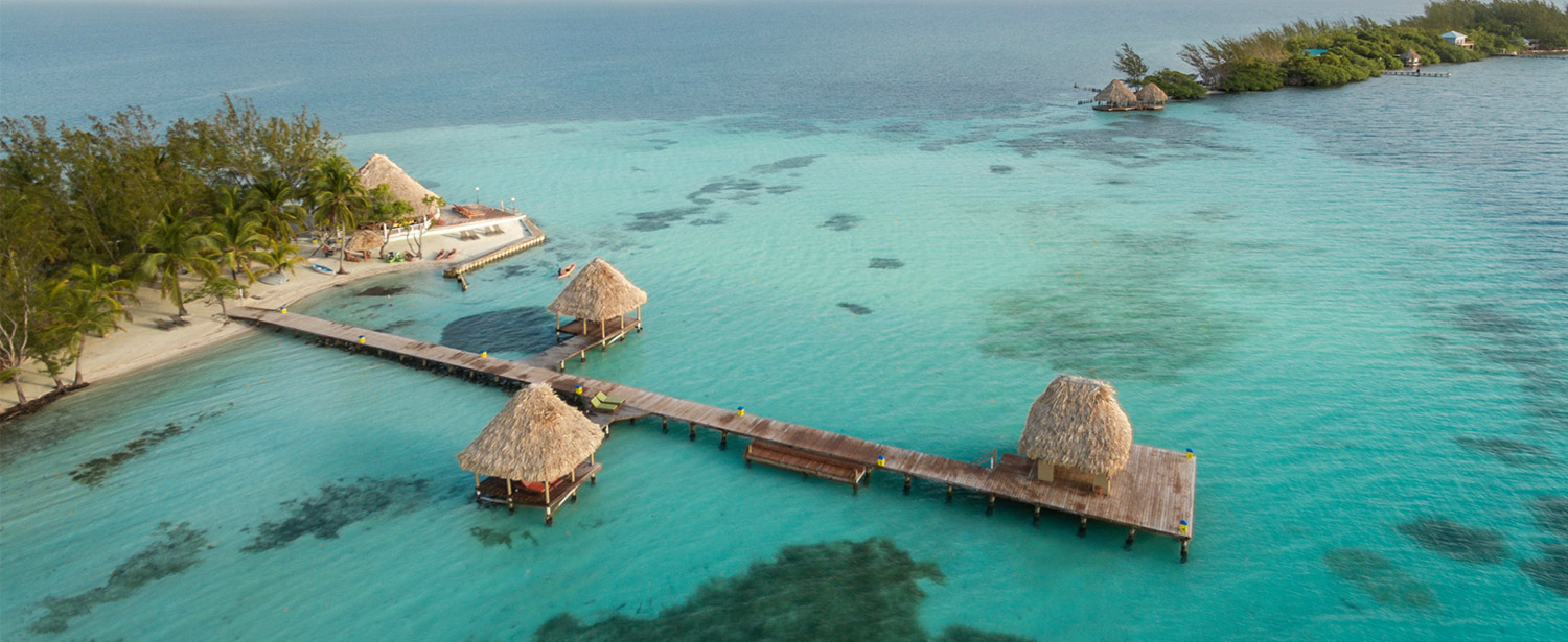 belize inland island package with coco plum island resort