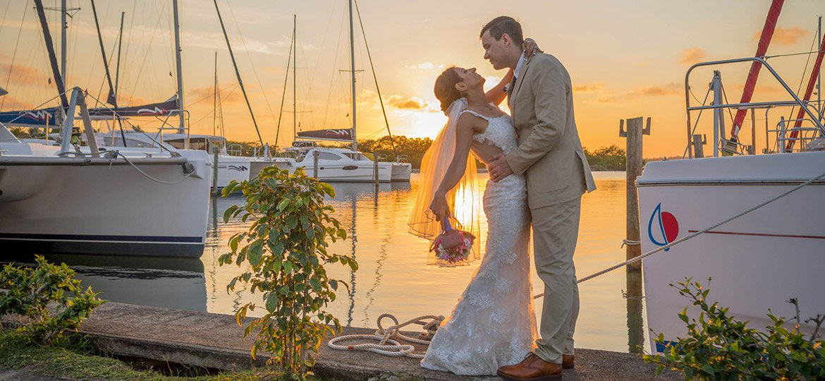 Belize weddings in the fall