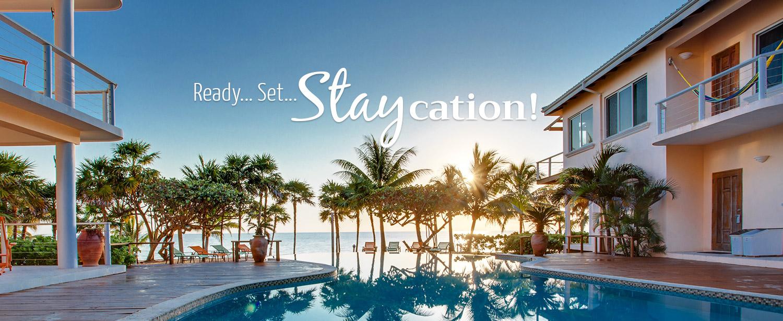 Belizean Staycation