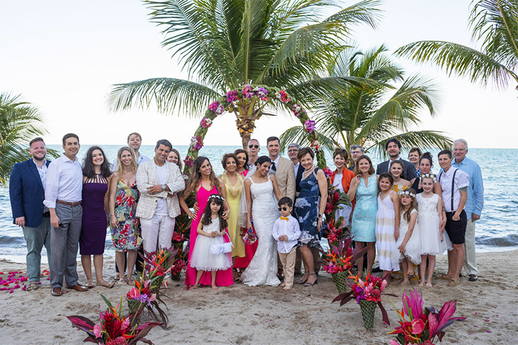 get married in belize in the fall