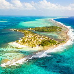 Glovers Reef in Belize