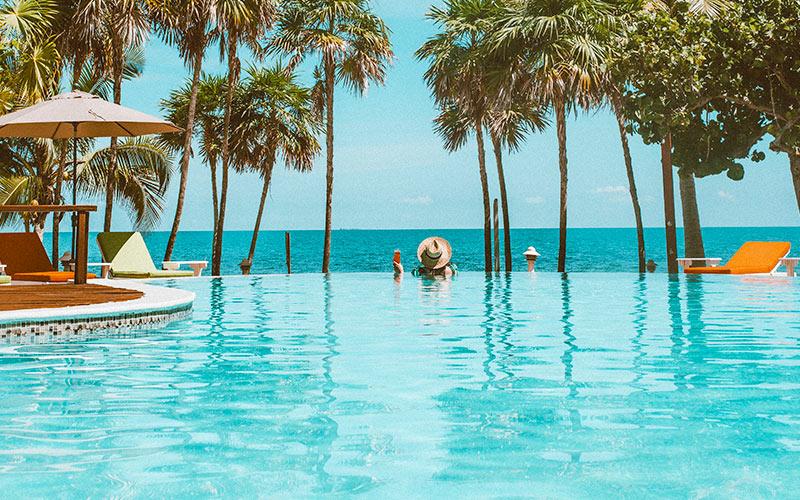 Fun in the sun - Belize