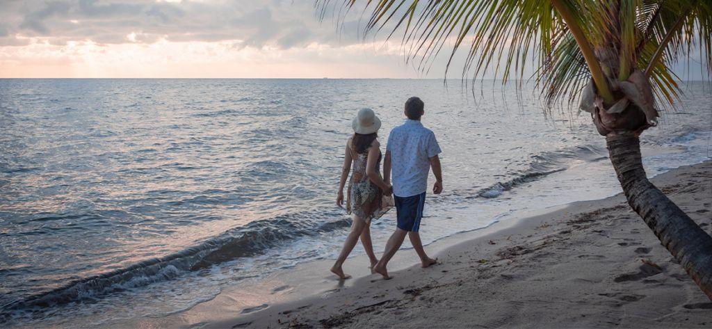 Valentines in Belize