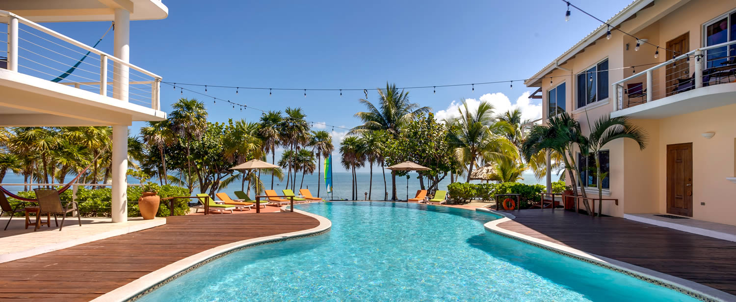 Belize all inclusive resort banner image