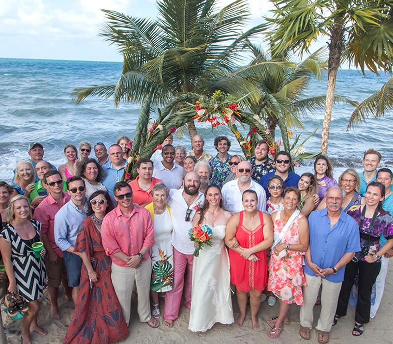 Belize All Inclusive Destination Weddings - Banner 1