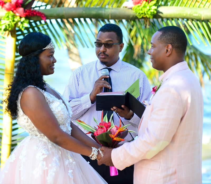 Belize All Inclusive Destination Weddings - Say I do