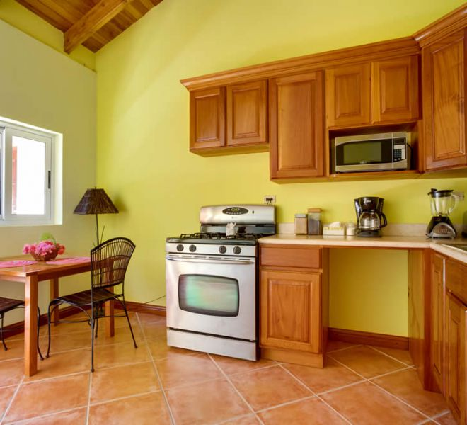 Placencia Belize 3BR Family Suites - Kitchen Pic Two