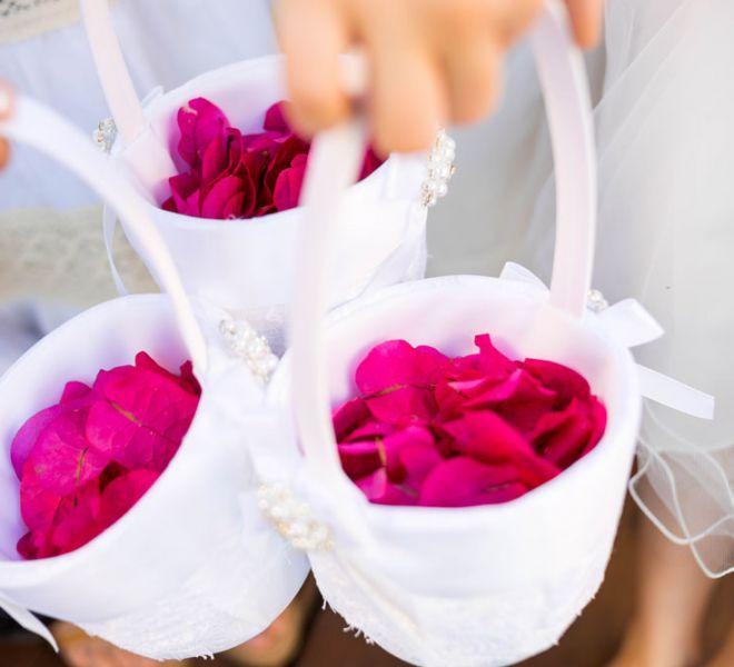Belize Destination Wedding Guide - Flower Basket