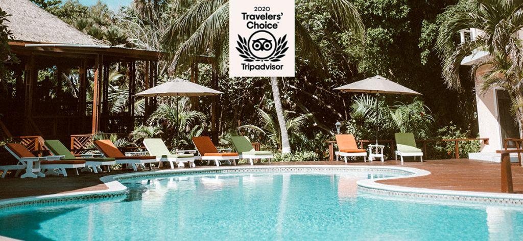 Belize's Laru Beya Given 2020 Travelers' Choice Award
