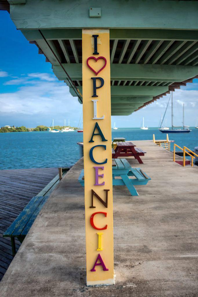 placencia belize travel