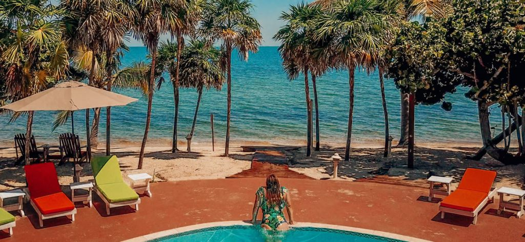Belize Where Tropical Distancing Vacations Are Trending!