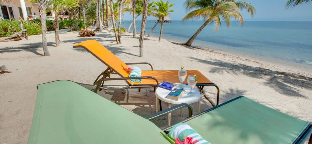 best beach resort in placencia belize